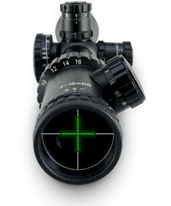 Millett Illuminated Tactical Rifle Scope Review