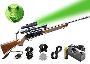 Night Vision Scope Light