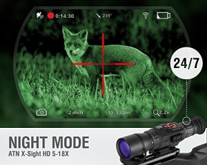 Thermal Imaging Scope vs Night Vision Scope