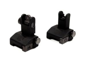 Ozark Arment Back Up Iron Sights