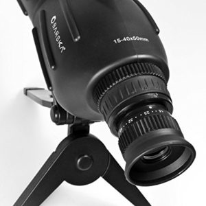 Zoom of a Spotting Scope
