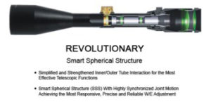 Specialty Air Rifle Scope