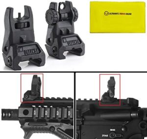 Iron Sight For Rifle